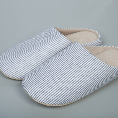 Home Slippers Blue