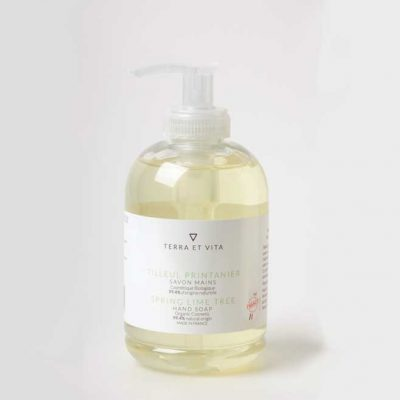 Natural Hand Soap Spring Lime Tree