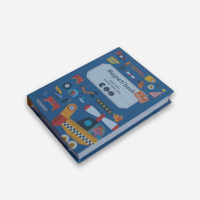 Magnetic Children Book