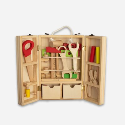 Children Woodwork Set