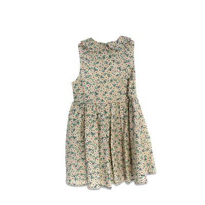 Floral Girls' Dress